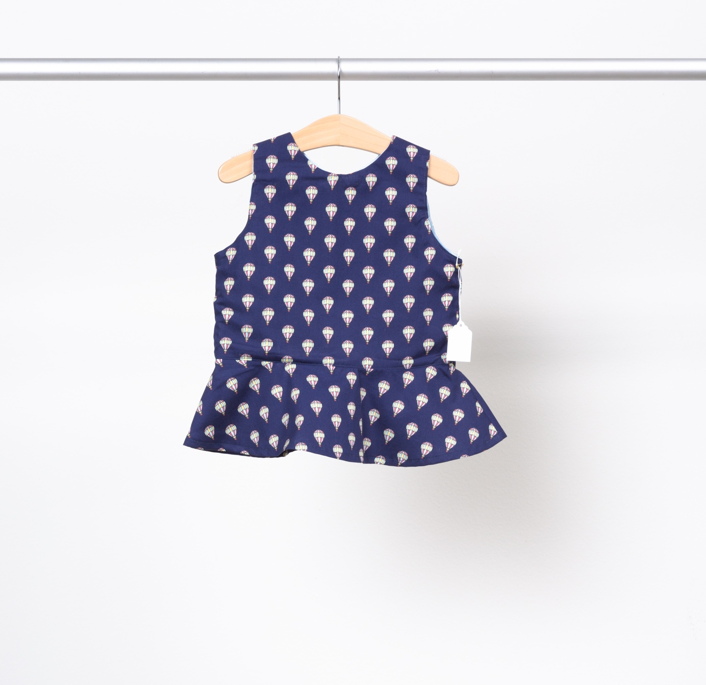 FIRST DAY TOP   BY   MADE EVERYDAY ,  SEVENBERRY: MINI PRINTS