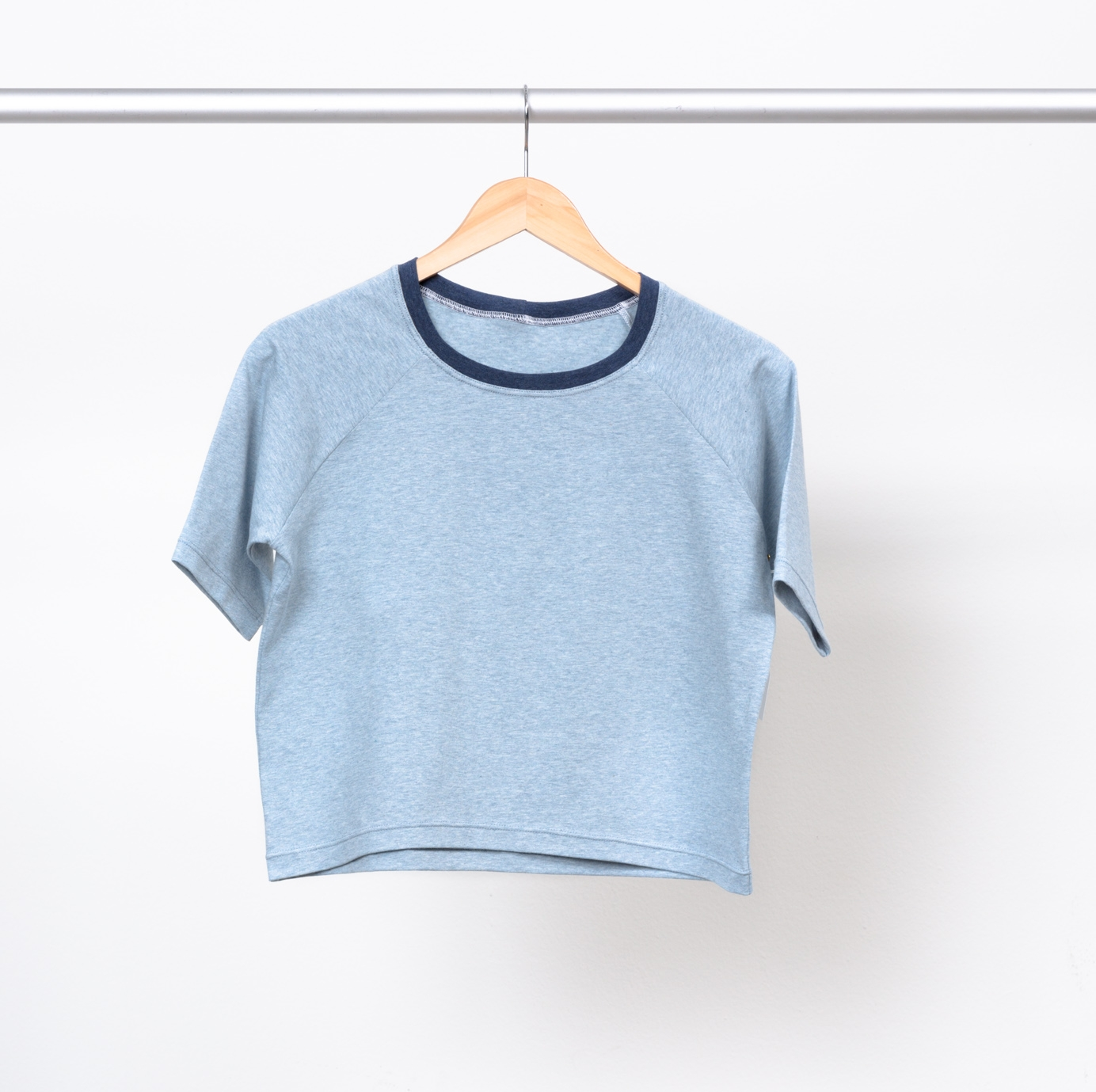 LINDEN   BY     GRAINLINE STUDIO ,  LAGUNA JERSEY HEATHER