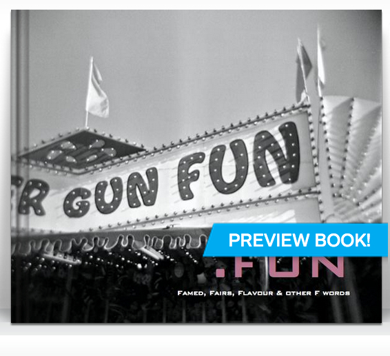 .FUN    Famed, Fairs, Flavour & other F words
