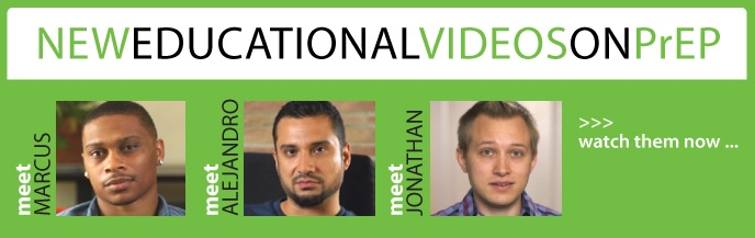 Project Inform (an advocacy and education group in San Francisco) has a set of four 3-5 minute videos about PrEP.