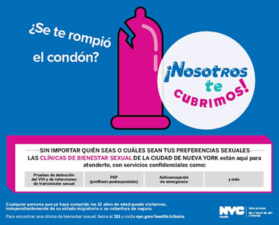 NYC Sexual Health Clinics