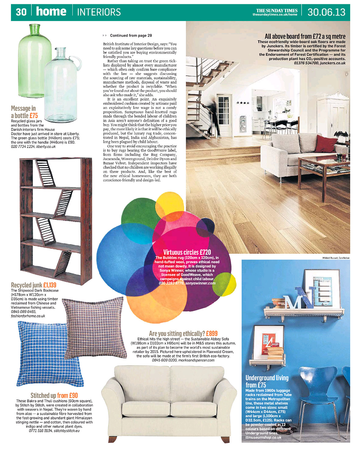 Sunday Times Homes & Property
