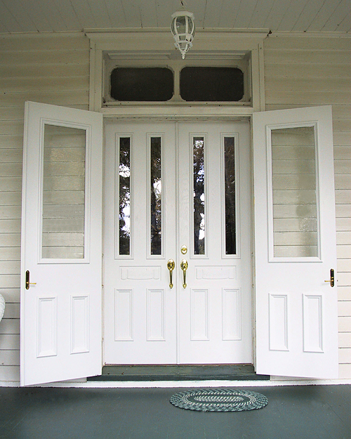 Entry Doors + Screen Doors