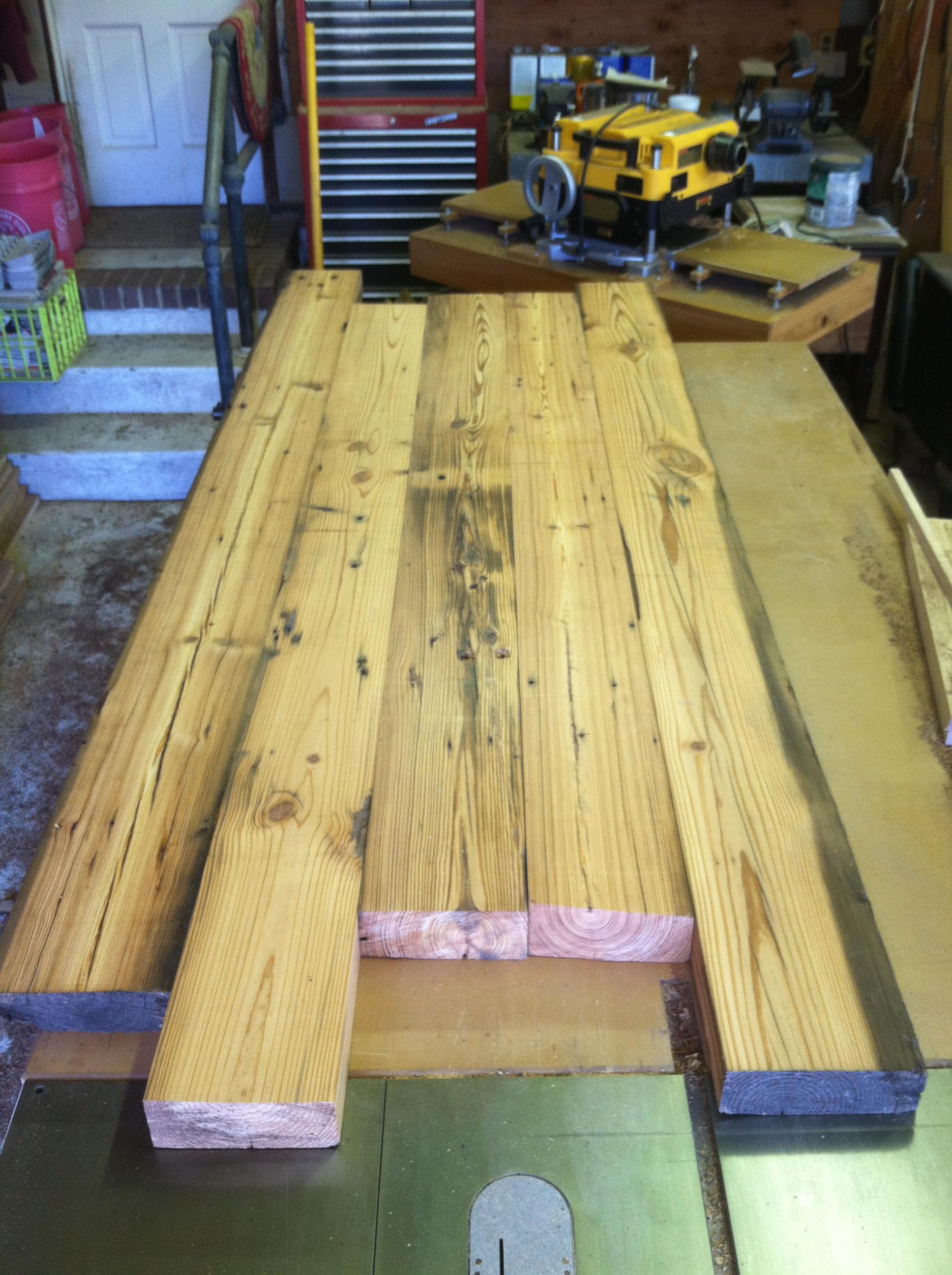Tabletop boards