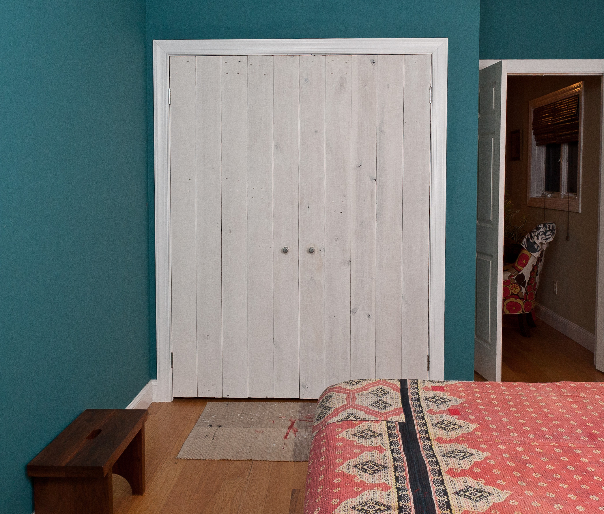 Shipping Crate Doors (whitewashed)