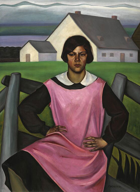 Rollande, by Prudence Heward, 1929