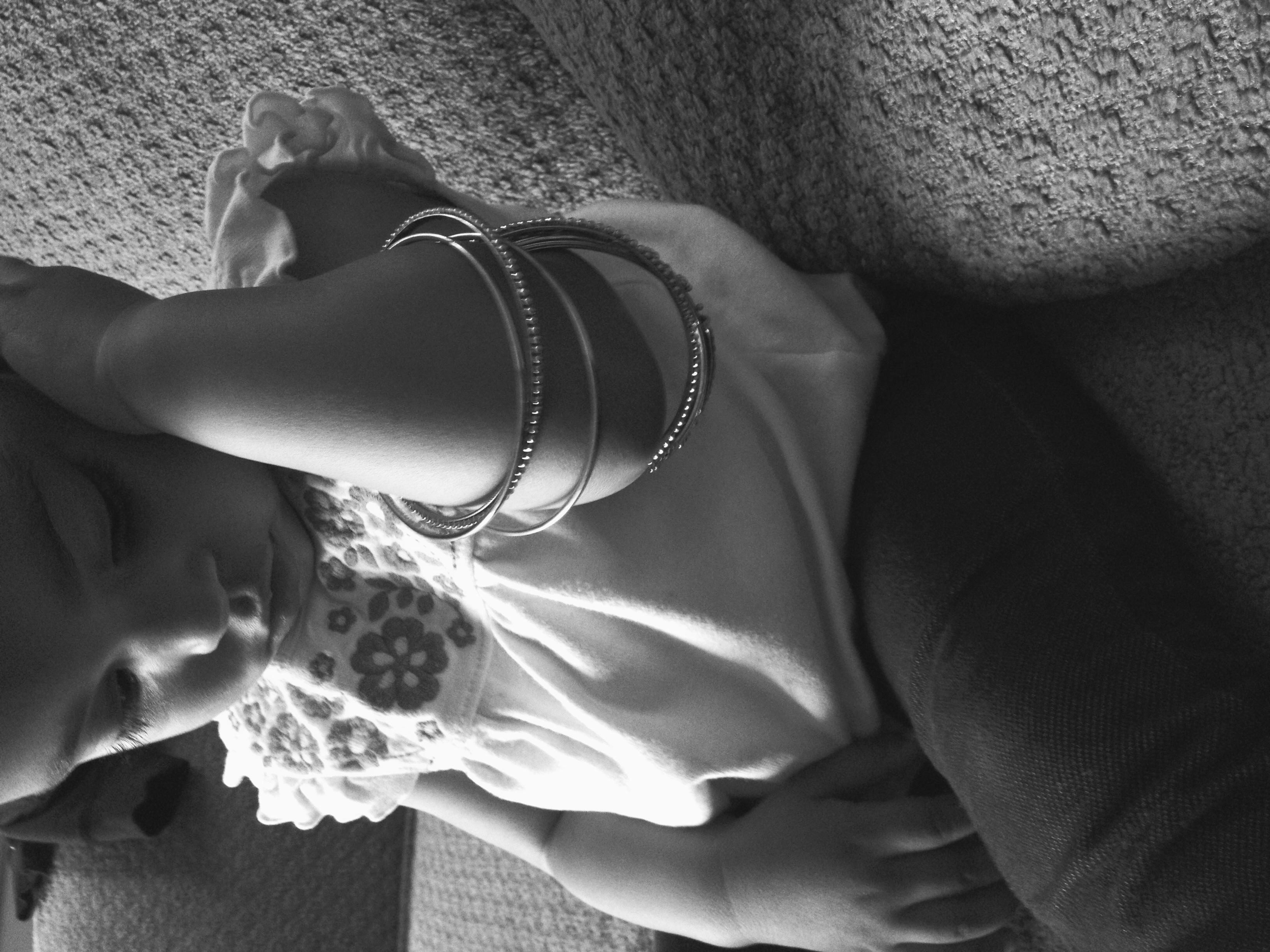 My little girly girl