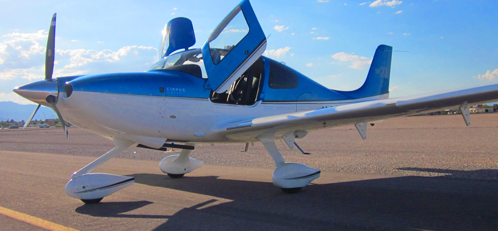N415PT    2012 Cirr  us SR20 Garmin G1000 Perspective   With an aircraft this advanced available for your flight training, why would you train in anything else?  Regular Member Rate $280 HR Block Rate* $270 HR