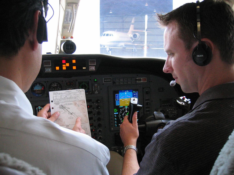 FLIGHT INSTRUCTORS — JATO Aviation