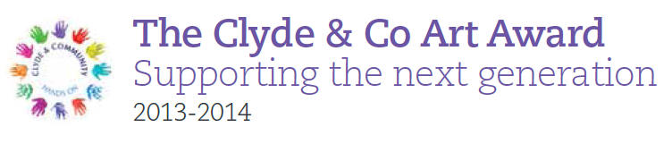 Clyde     &Co Art Award   Group Exhibition   2014   Opening Night Wednesday, 19th February,5:30-7:30pm @ Clyde & Co  Website