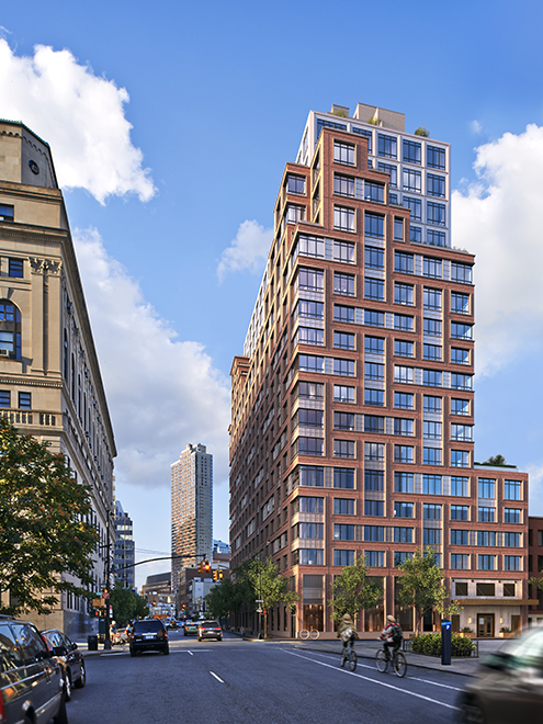 The Boerum is an incredible addition to the Boerum Hill neighborhood!