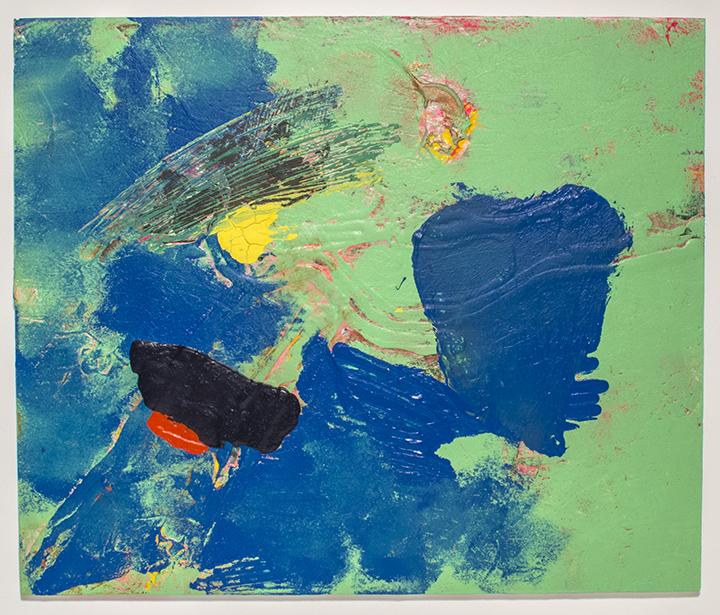 """Opal , 2013, acrylic on panel, 20""""x24"""", POR"""
