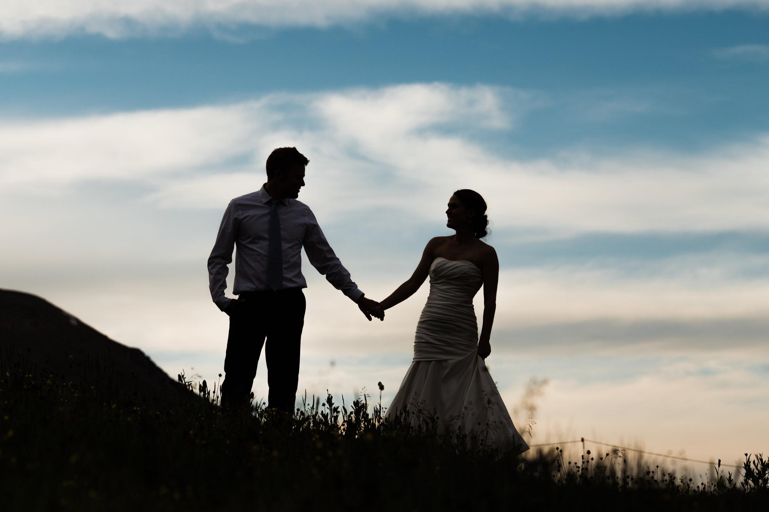 Allison + Zach | Rocky Mountain Wedding