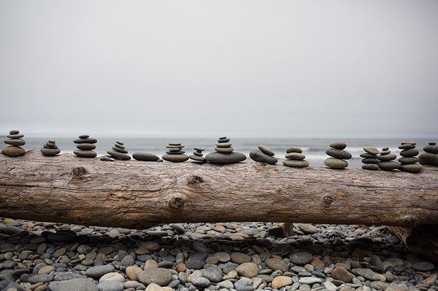 Seeking balance.