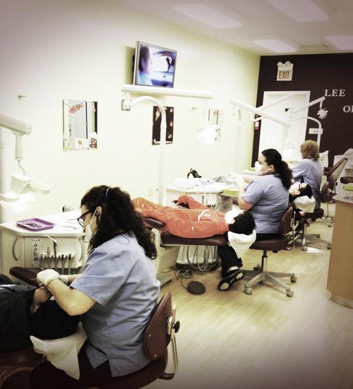 Lee Orthodontic's Staff