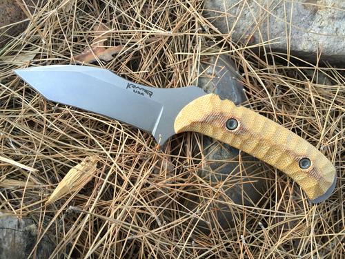 Libre Fighter MKII — Kramer Custom Knives