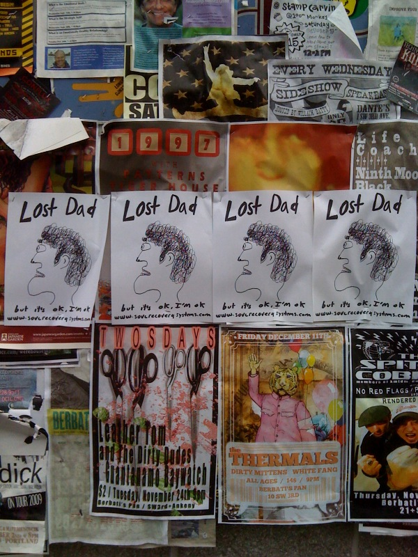 lost dad