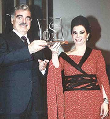 Lebanese Society Lady