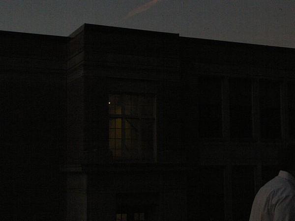night passing