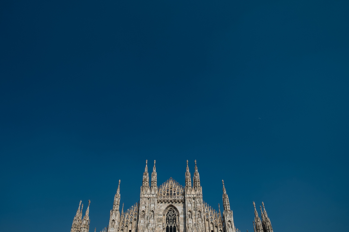 Dedicated to Santa Maria Nascente, the Milan Cathedral is the seat of the Archbishop of Milan, currently Cardinal Angelo Scola. The Gothic cathedral took nearly six centuries to complete.