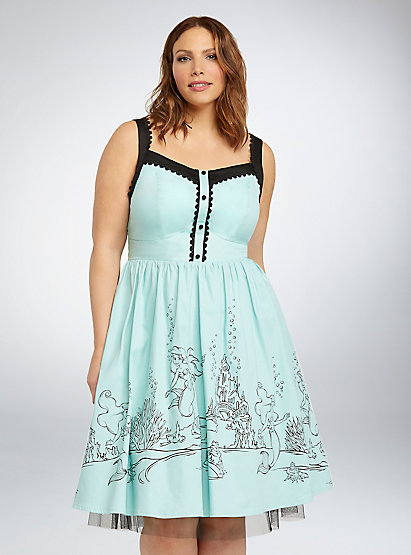 YES!  For a Disney wedding, this is actually very cute and appropriate! I found it at  Torrid .