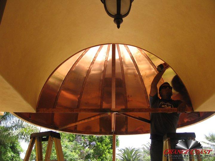 Custom Sheet Metal Fabrication & Installatio