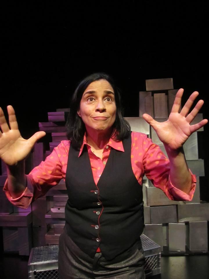 """Marga Gomez in a scene from """"Lovebirds"""""""