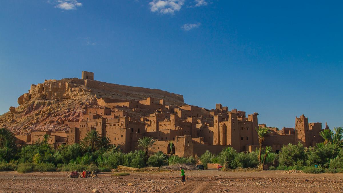 Kasbah de Aït Ben Haddou
