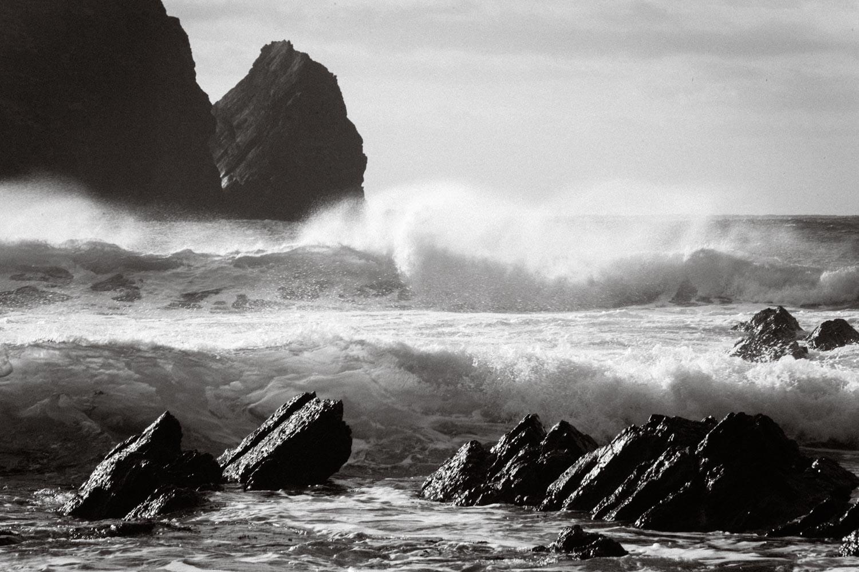 Big Waves in Bigton