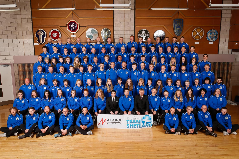 Team Shetland