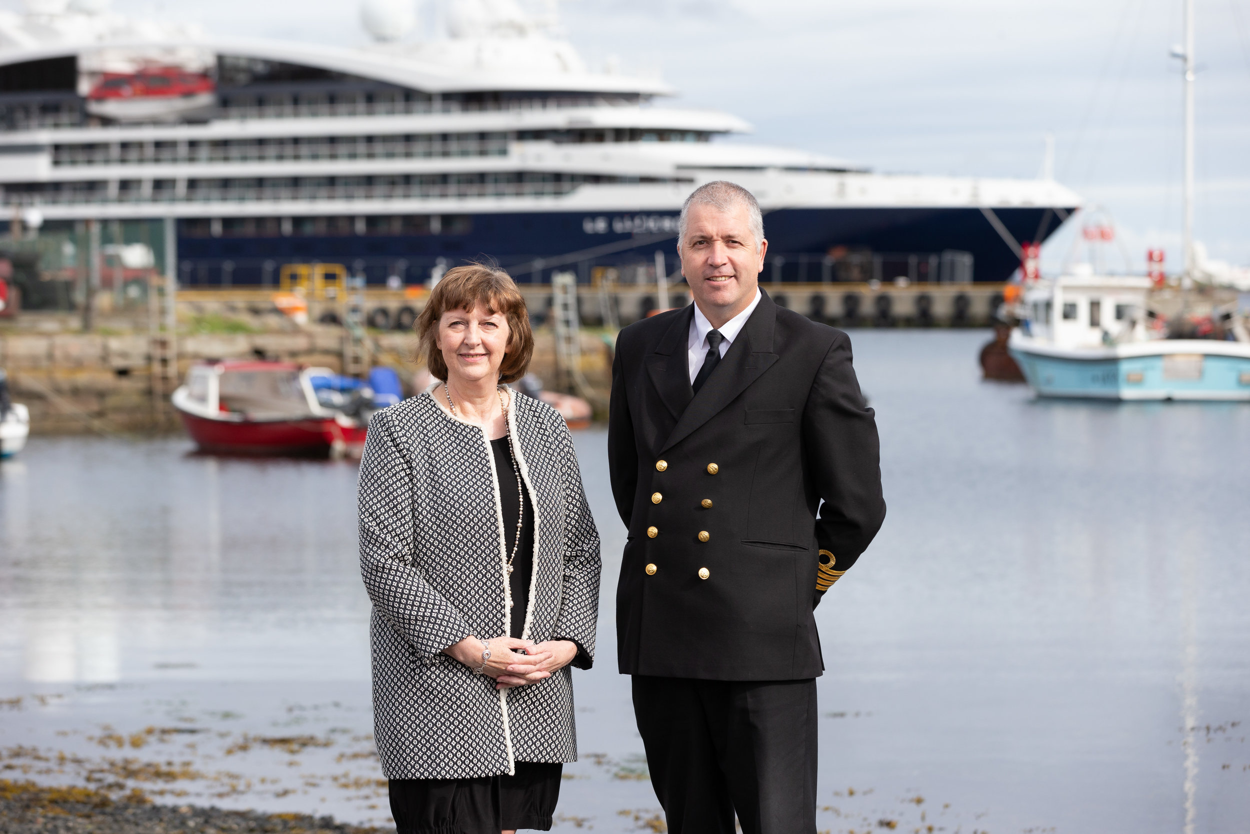 Lerwick Port Authority appoints new Chief Executive