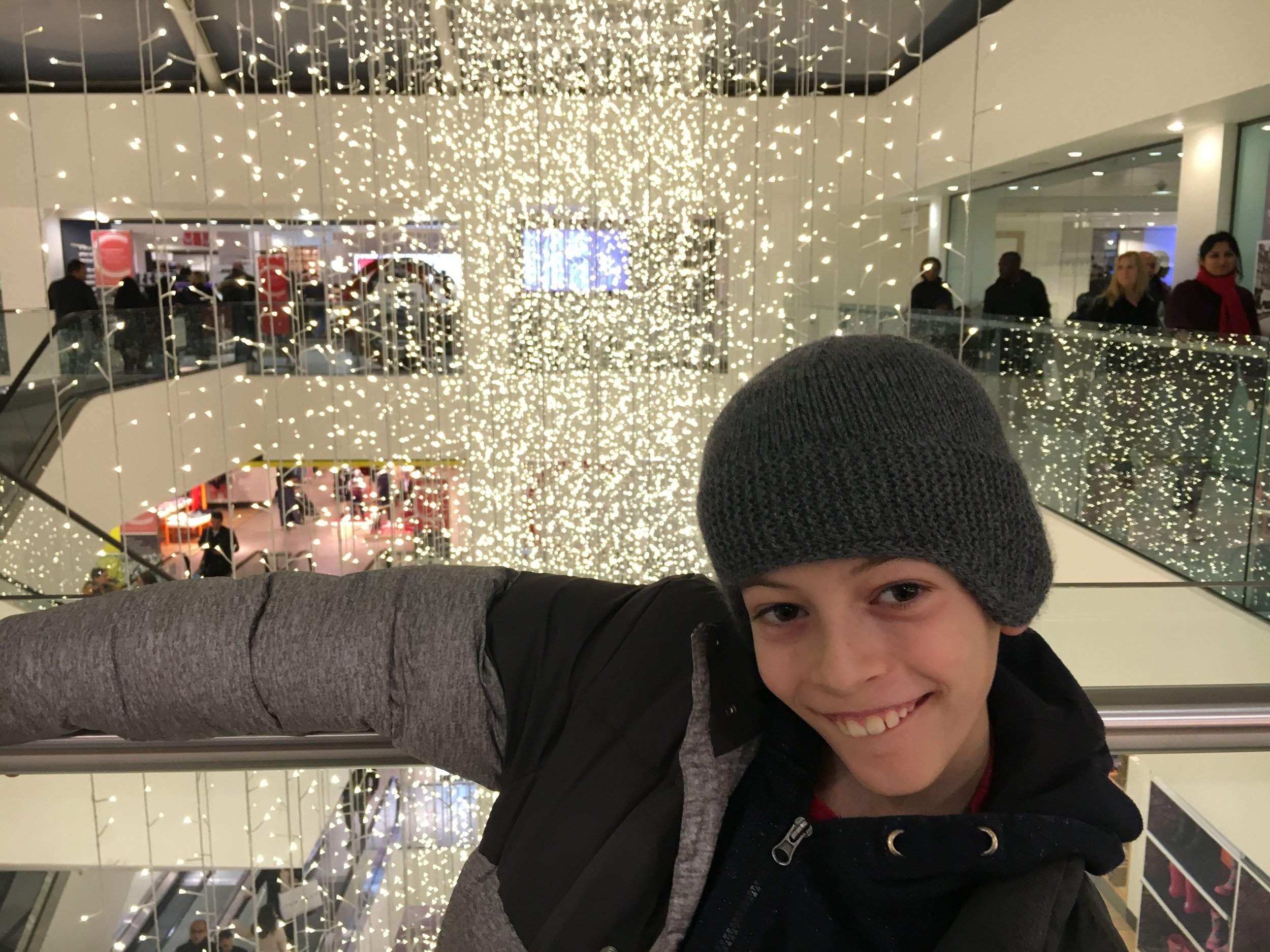 Harry's new hat.JPG