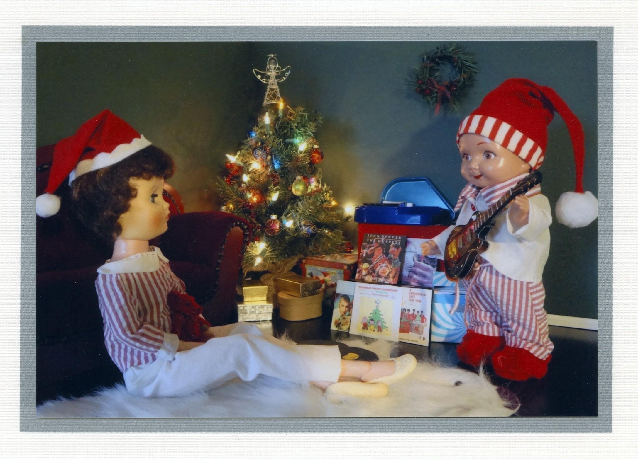 Buddy Ian Christmas 2012