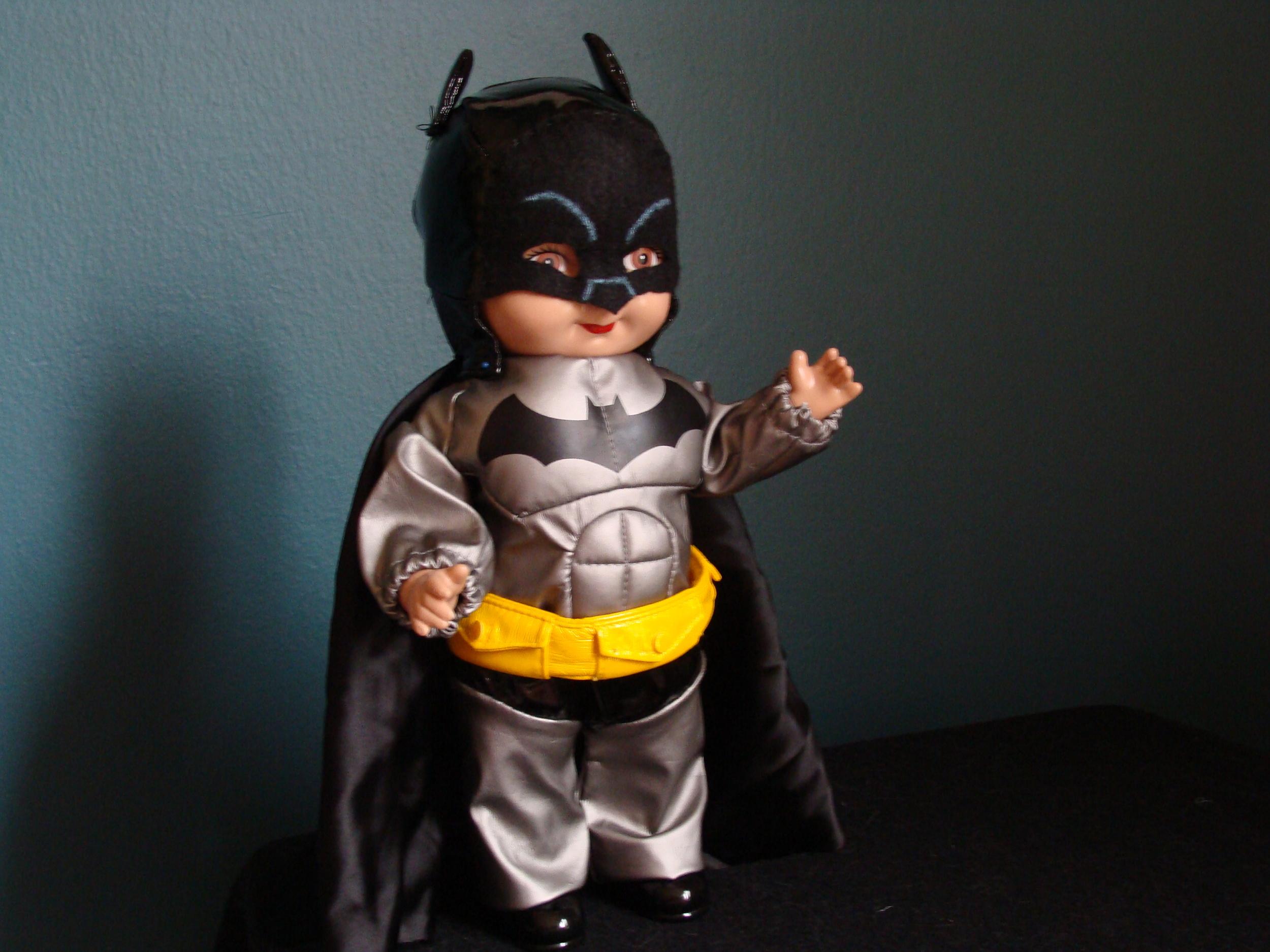 Buddy Ian as Batman