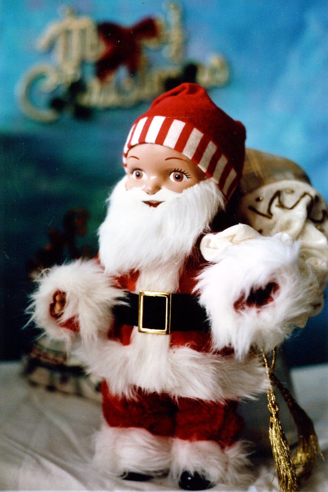 Santa Buddy detail