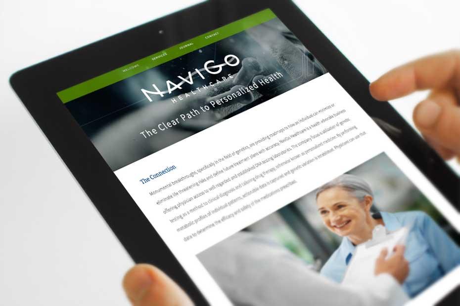 NaviGo Healthcare Web App