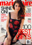 Marie Claire USA December 2014