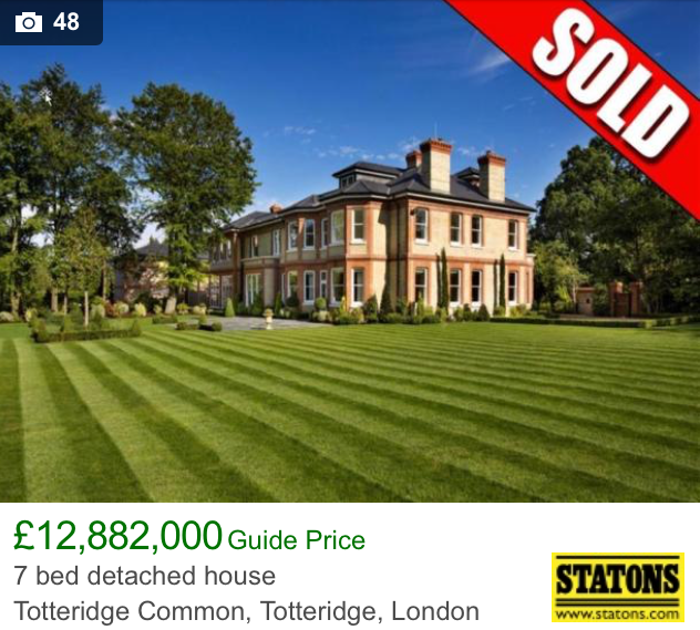 This property was on the market for 2 years and after 1 month of Priya doing its feng shui it got sold.