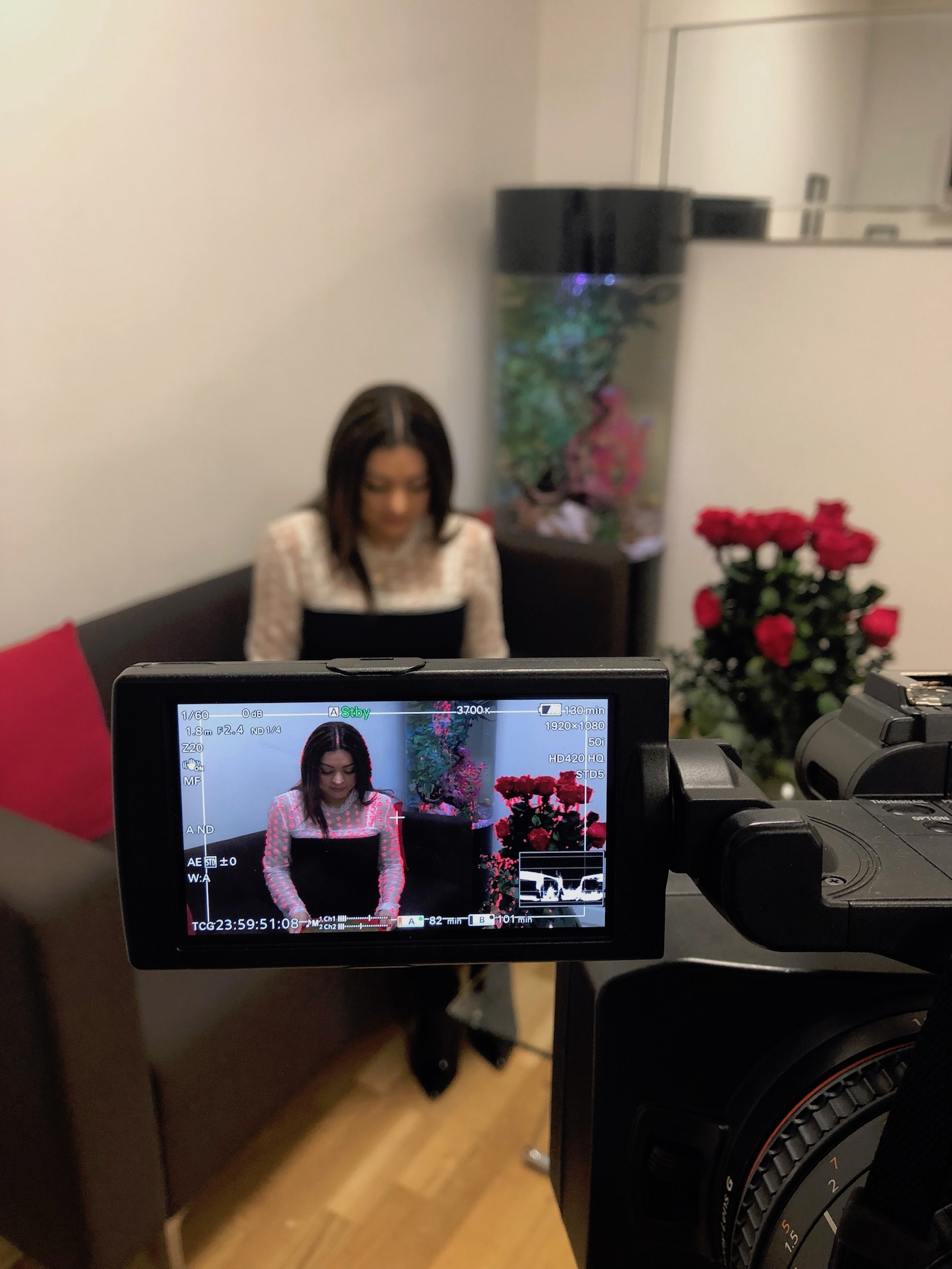 Priya was featured on TV news channel TRTWorld / SKY 516 for a 30 min feature on Feng Shui in business. The channel filmed her at her clients premises ' Sameday Doctor' a private GP practice in Canary Wharf London (March 2019).