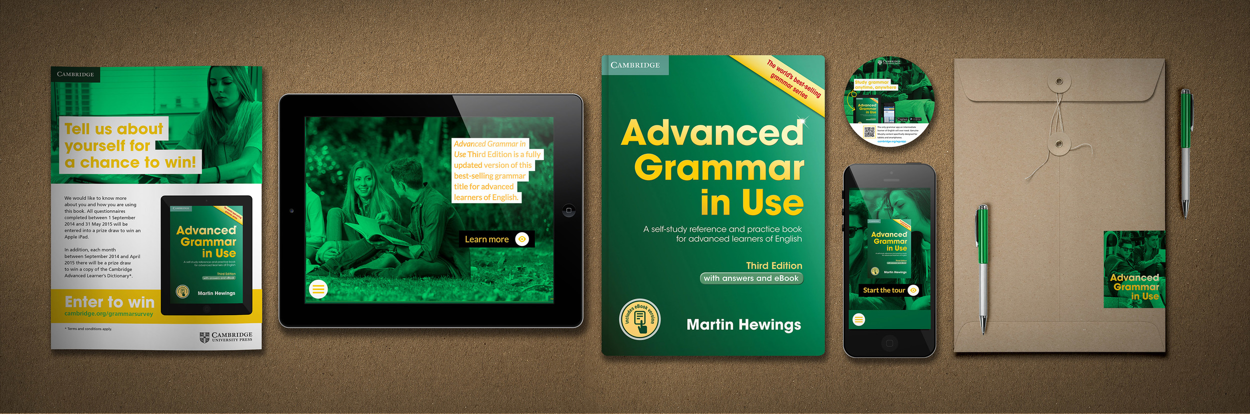 Advanced Grammar in Use — PAMGREEN