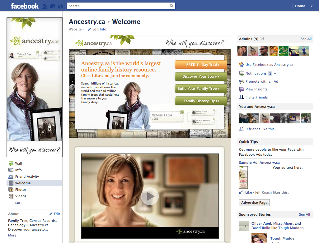 Ancestry.ca Facebook Page.png