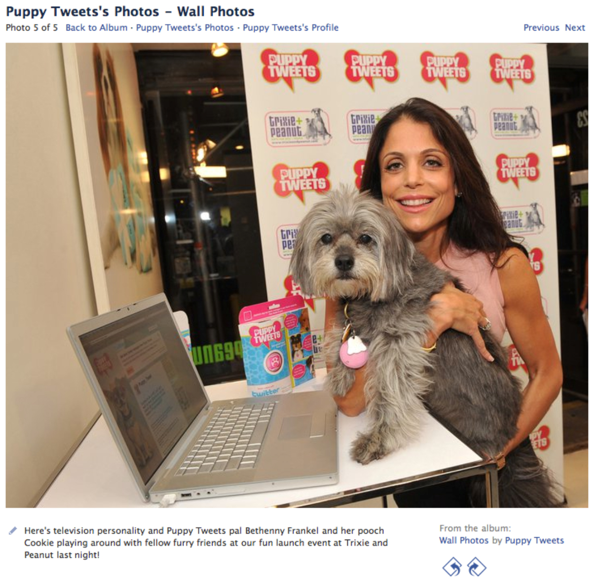 Mattel Puppy Tweets Bethenny Frankel.jpg