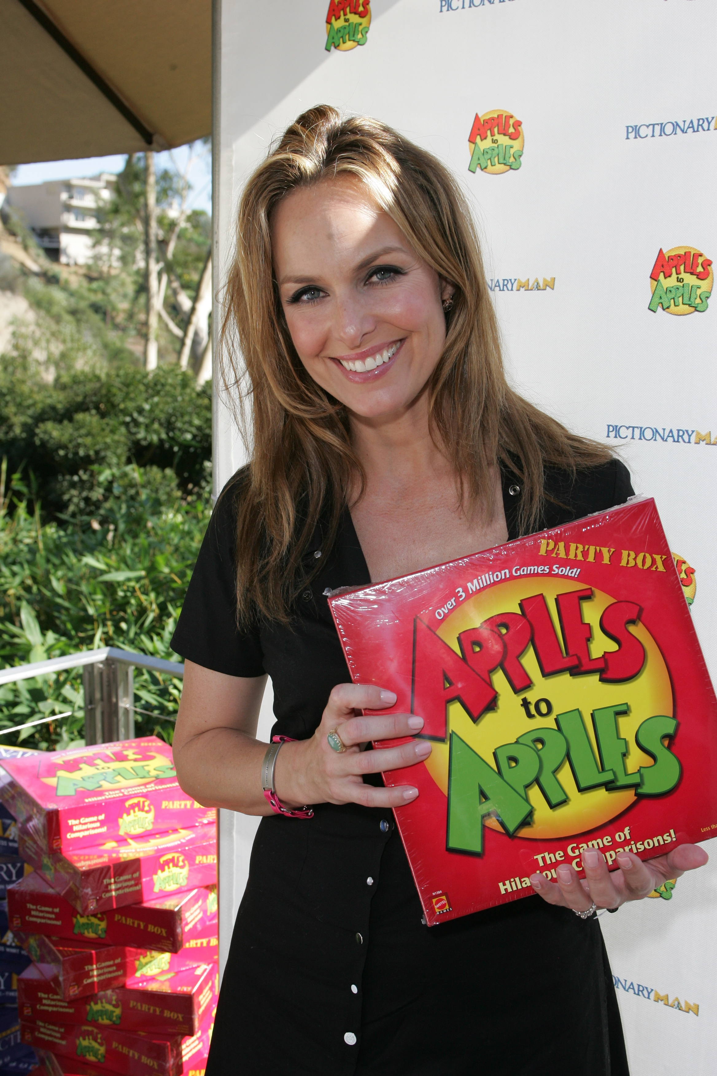 Mattel Games Product Seeding Melora Hardin The Office.jpg
