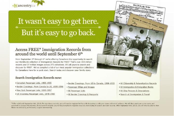 Ancestry.ca Immigration Landing Page.jpg