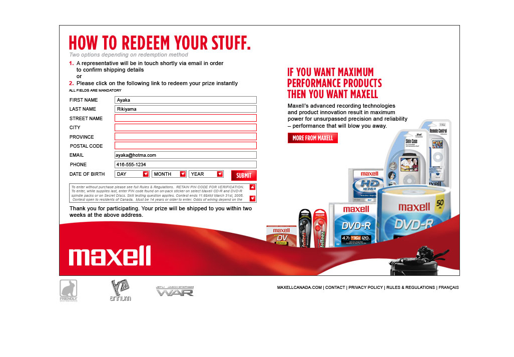 Maxell Win Stuff Redeem.jpg