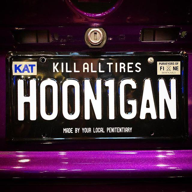 Kill All Tires #hoonigan #edelbrock #sema #sema2018
