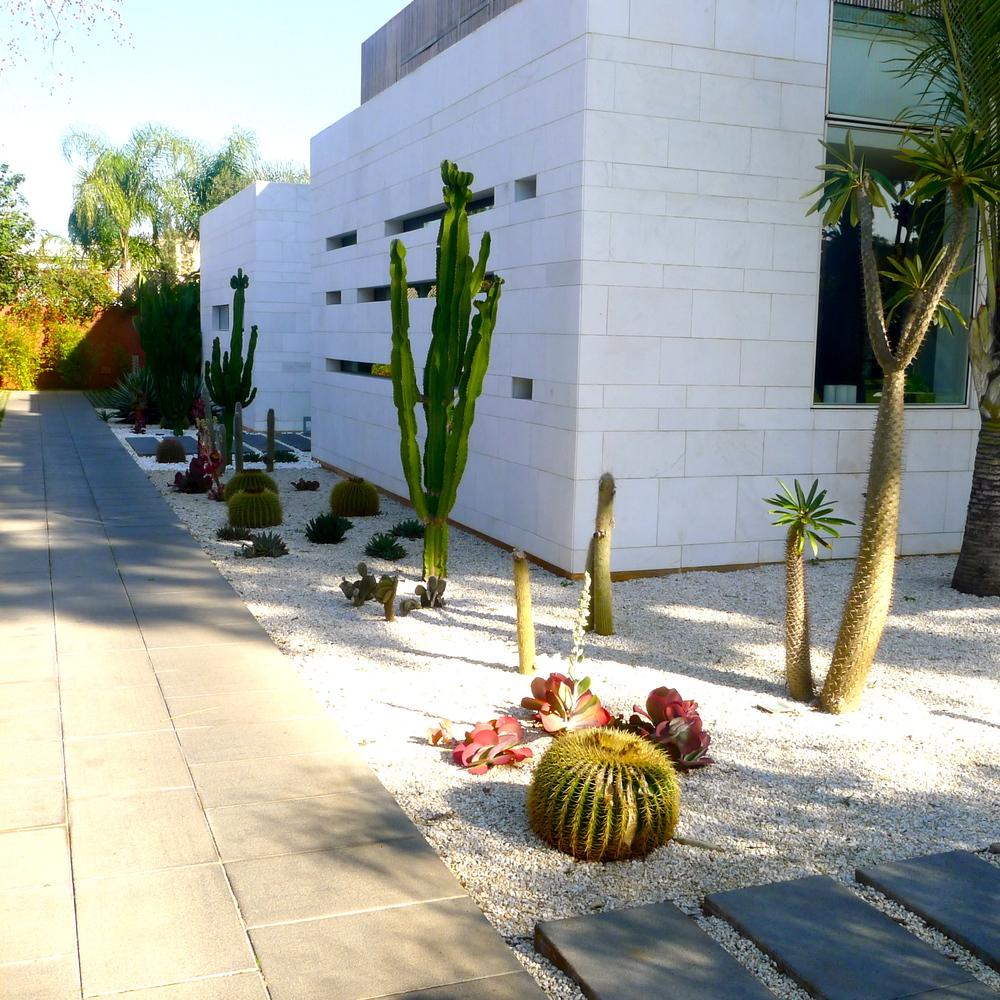 Villa Pinede, Maroc