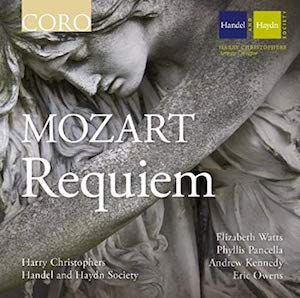 Mozart: Requiem, Handel and Haydn Society, 2011