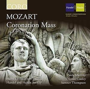 Mozart: Coronation Mass, Handel and Haydn Society, 2012