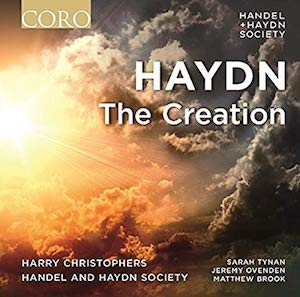Haydn: The Creation, Handel and Haydn Society, 2015